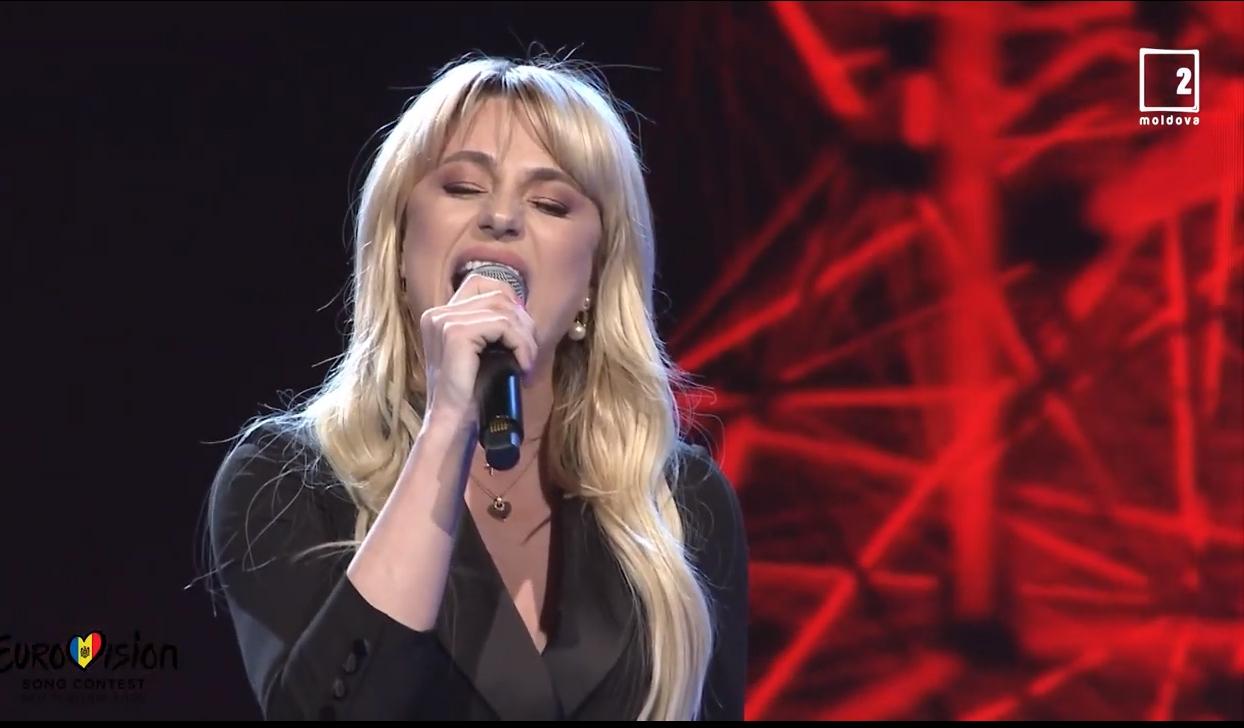 Natalia Gordienko wins Moldovan selection