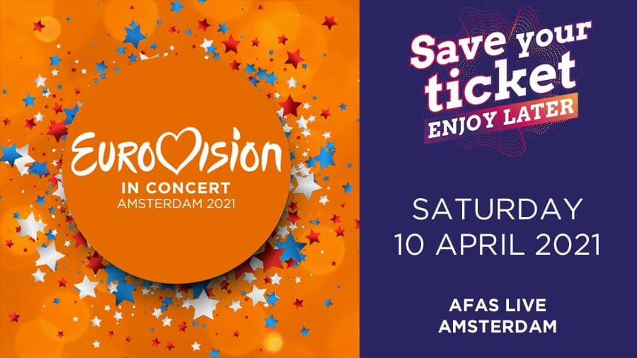 Eurovision in Concert: april 10 2021