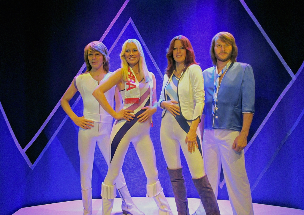 ABBA in Europe shine a light!?